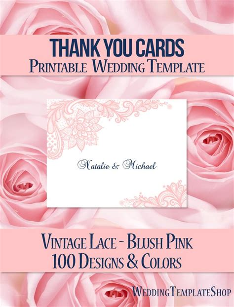 template for wedding thank you cards awesome wedding planner thank