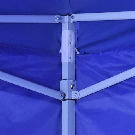 Tenda 3 X 4 tenda dobr 225 vel em azul 3 x 3 m 4 paredes www vidaxl pt