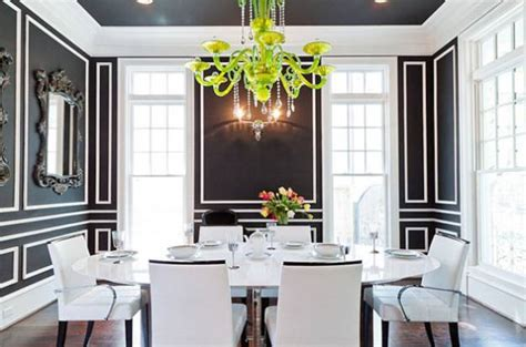 how to create stunning interior design in black n white