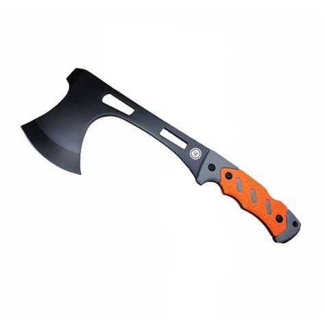 survival axe ultimate survival sabercut axe greenman bushcraft