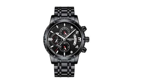 promo  harga jam tangan nibosi original pria