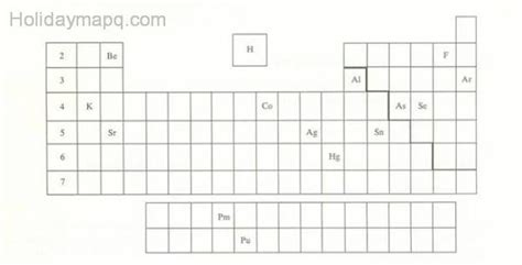 printable blank periodic table template blank periodic table holidaymapq com