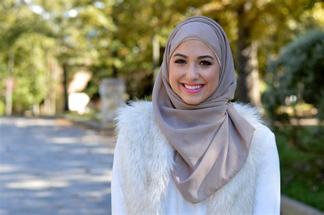 tutorial hijab simple tapi cantik manfaat menggunakan jilbab zahraherbal co id