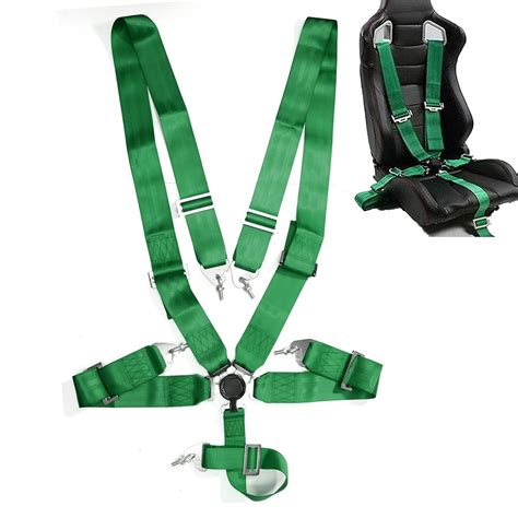 Seat Belt Mobil Anjing Warna Harness Travell Safety Belt Safety other parts accessories 5 point lock racing car seat belt race safety adjustable