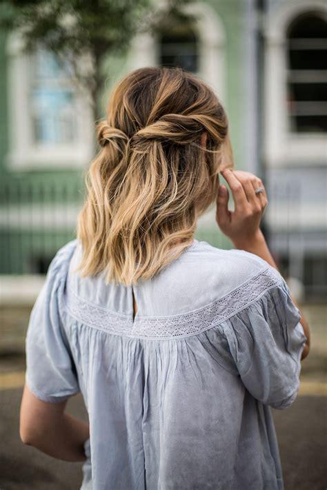 Coiffure Sur Cheveux Mi by Cheveux Mi Femme Balayage