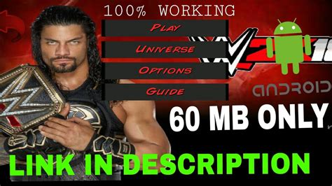 download mod game wrestling revolution 3d how to download wwe 2k18 mod in wrestling revolution 3d