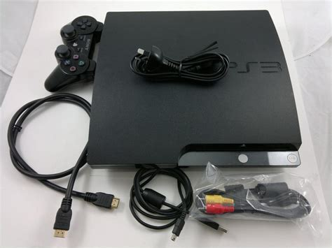Ps 3 Slim Cfw 500gb sony ps3 slim cfw 4 78 2 rebug 1tb drive console repairs