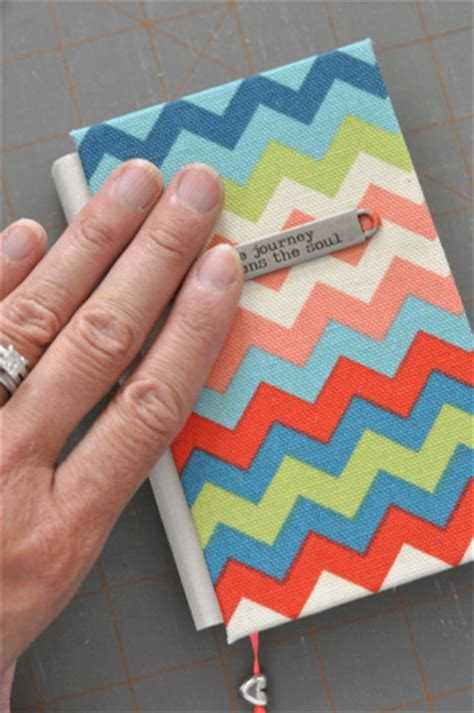 Creative Handmade Book Covers - easy covered books tutorial skip to my lou