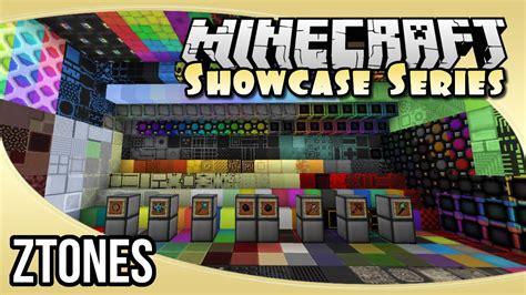 ztones decorative blocks mod spotlight  minecraft showcase series youtube