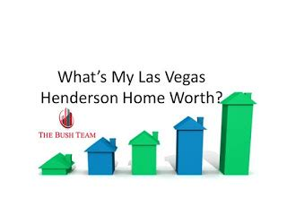 las vegas real estate info bush broker