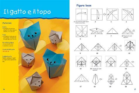 tutorial origami per bambini edizioni del borgo origami semplici per bambini