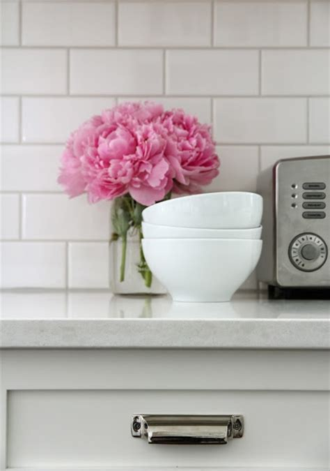 white subway tile with light gray grout subway tile light gray grout for the home pinterest