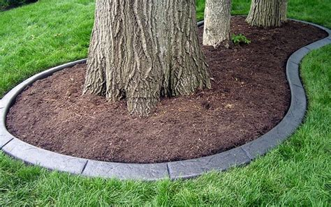 Landscape Edging Concrete Concrete Edging Color I Want Diy