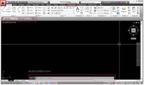 beginners autodesk autocad 2014 tutorial creating blocks drafting annotation interface autocad 2014 0051autocad