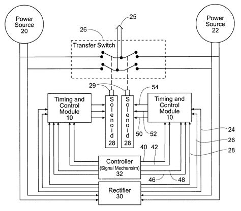 asco  series automatic transfer switch wiring diagram gallery