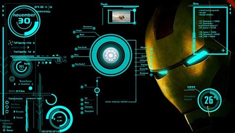 desktop ui themes hi tech future sci fi mega gadgets intergalactic