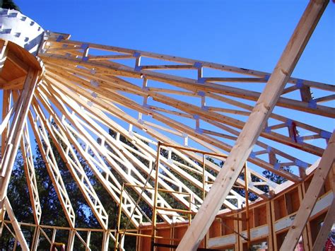 ancient structures open roof structural overview of a house 171 inhabitat green