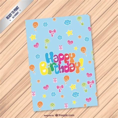 Geburtstagskarte Drucken by Bereit Zum Geburtstagskarte Ausdrucken Der