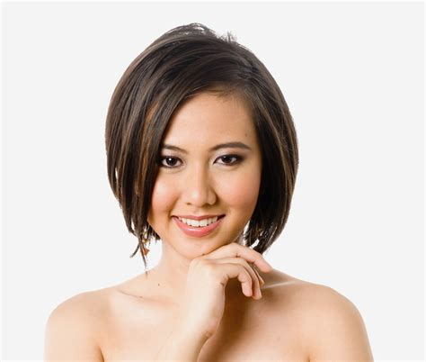 hairstyles put your face on the hairstyle hairstyle for round face asian 2018 hairstyles