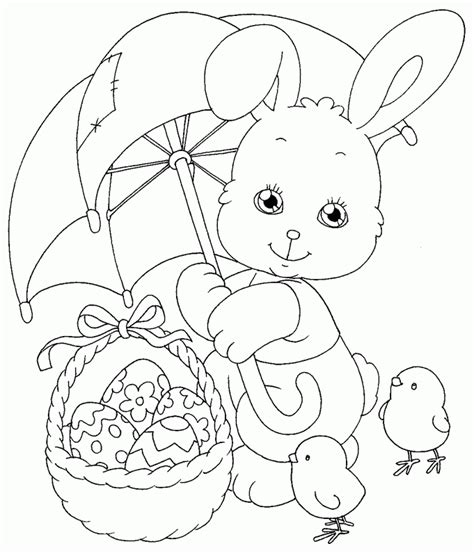 Easter Coloring Pages Pdf Az Coloring Pages