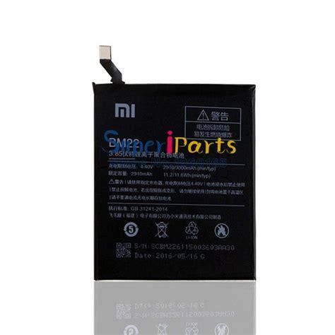 Baterai Xiaomi Mi5 Bm22 Ori Battery Bm22 Batre Bm22 Original 100 100 original for xiaomi mi5 battery bm22 100 new 2910mah back up battery for xiaomi mi5 m5