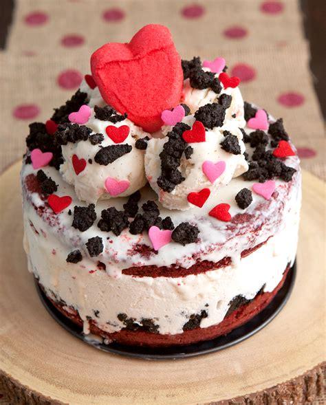 icecream cake velvet cheese cake brownie bites
