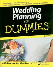 wedding ceremony for dummies 52 best for dummies guide images on for