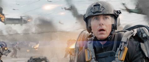 film tom cruise alieni movie review edge of tomorrow electric shadows