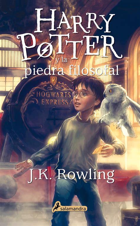 libro harry potter y la harry potter y la piedra filosofal ediciones salamandra