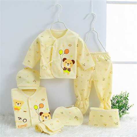 newborn clothing sets 5 set newborn clothing set
