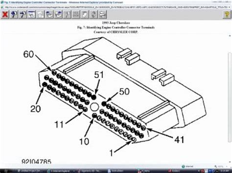 jeep wrangler pcm problems jeep pcm engine jeep free engine image for user manual