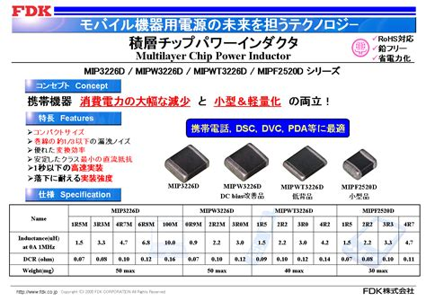 multilayer chip power inductor multilayer power inductor 28 images inductors world s smallest multilayer power inductor