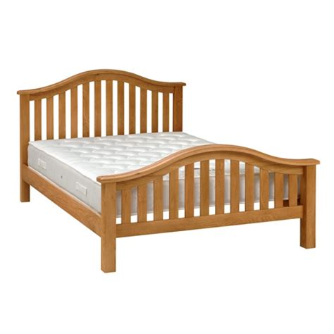 Bedroom Furniture Warrington Warrington Oak 6ft Kingsize Bed W505 With Free