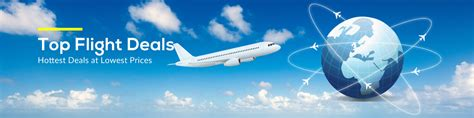 discount flight  cheap airfare travel deals