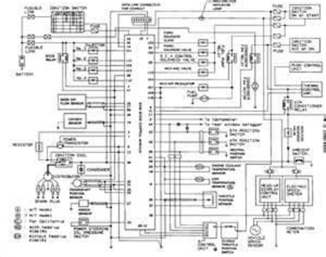 nissan sentra light wiring diagram get free image