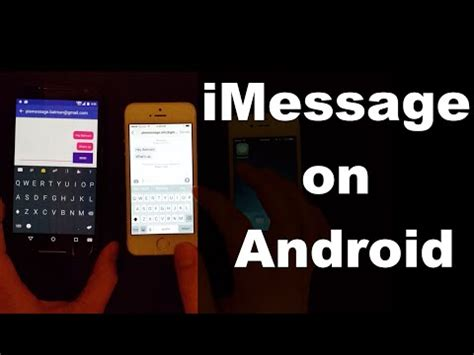 imessage android imessage for windows without bluestacks write message doovi