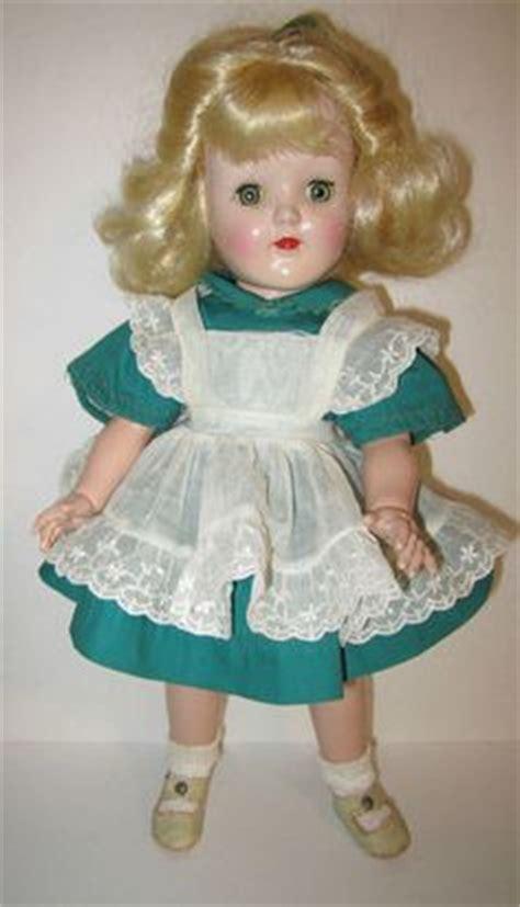 tonett perm stories nice vintage hard plastic p 91 ideal toni doll original