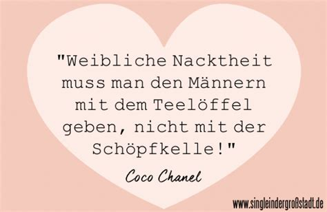Frauen Zitate Coco Chanel by I Coco Single In Der Gro 223 Stadt