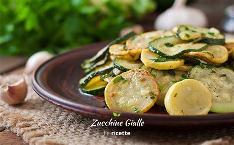 come si cucinano le zucchine zucchine gialle acquista