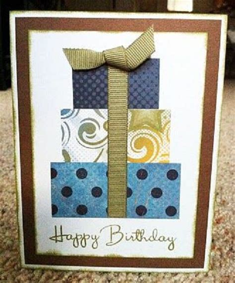 Diy Birthday Cards For Him 1000 Images About Scrapbooking Pages And Homemade Cards