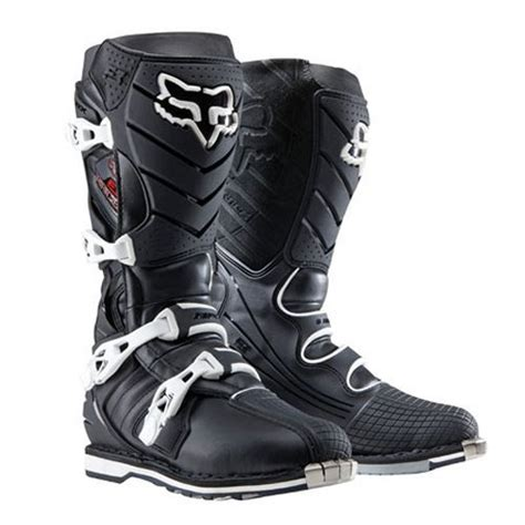 fox f3 motocross boots 289 95 fox racing f3 race boots 137758