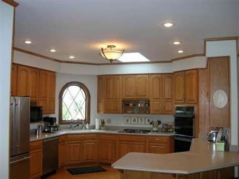 Amazing of Interesting Kitchen Stunning Ceiling Led Kitch #941