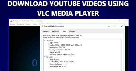 download youtube via web how to download youtube videos using vlc media player