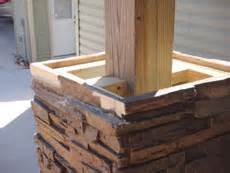 Column wraps fit the interlocking quot fingers quot together for a nice