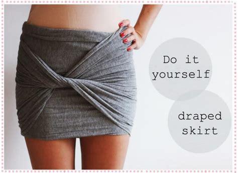 diy draped skirt diy guide draped skirt
