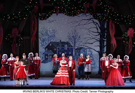 irving berlin christmas around town
