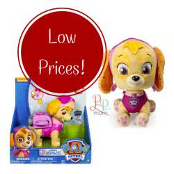 Paw patrol skye toys as low as 9 98