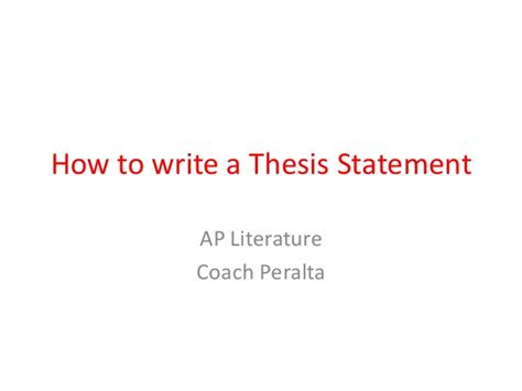 how to write thesis paragraph how to get a thesis statement f f info 2017