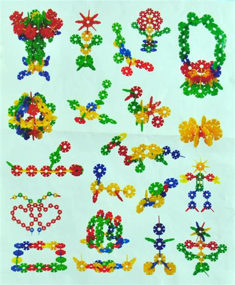 Mainan Edukatif Anak Model Bunga jual mainan edukatif anak meronce merangkai bombik bunga plastik promo serba jadi