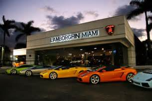 Lamborghini Dealership Miami Lamborghini Closes Largest Dealer Autoevolution